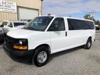 2017 Chevrolet Express 3500 Extended 15-Passenger LS LS