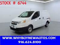 2017 Chevrolet City Express ~ Dual Sliding Doors ~ Only 115 Miles!