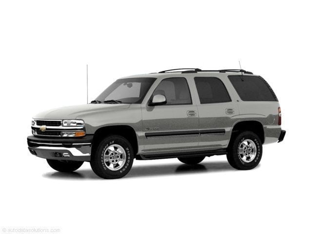 Photo Pre-Owned 2004 Chevrolet Tahoe Special Service 4dr 1500 LT in Hoover, AL
