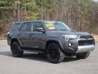 Used 2020 Toyota 4Runner TRD Off-Road SUV