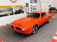 1973 Pontiac Firebird - FORMULA - CUSTOM ORANGE PEARL PAINT - SEE VIDEO