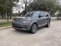 Certified Used 2017 Land Rover Range Rover 5.0L V8 Supercharged Autobiography in Houston