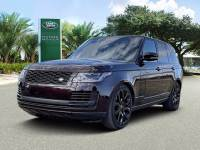 Certified Used 2020 Land Rover Range Rover P525 HSE in Houston