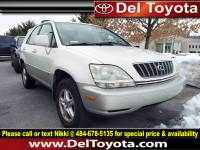 Used 2002 LEXUS RX 300 4DR FWD For Sale in Thorndale, PA | Near West Chester, Malvern, Coatesville, & Downingtown, PA | VIN: JTJGF10U220126236
