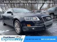 Used 2006 Audi A6 For Sale at Fred Beans Volkswagen | VIN: WAUDH74F96N193310