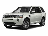 2015 Land Rover LR2 HSE SUV