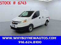 2017 Chevrolet City Express ~ Dual Sliding Doors ~ Only 144 Miles!