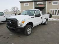 Used 2011 Ford Ford F-250 4x4 Service Utility Truck XL