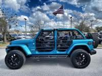 Used 2020 Jeep Wrangler Unlimited CUSTOM BIKINI SAHARA TURBO HARDTOP LEATHER NAV