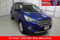 Used 2017 Ford Escape For Sale at Duncan Hyundai | VIN: 1FMCU9G90HUE31013