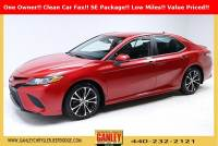 Used 2019 Toyota Camry SE Sedan For Sale in Bedford, OH
