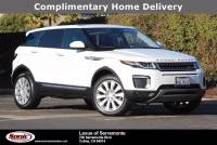 Used 2016 Land Rover Range Rover Evoque HSE For Sale in Colma CA | Stock: SGH088611 | San Francisco Bay Area