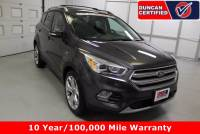 Used 2017 Ford Escape For Sale at Duncan Hyundai | VIN: 1FMCU9J9XHUE30752