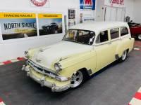 1954 Chevrolet 210 - 4 DOOR WAGON - 350 TPI ENGINE - 700R4 OVERDIVE TRANS -