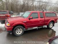 2010 Ford Ranger XLT SuperCab 4-Door 4WD 5-Speed Automatic