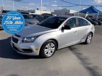 Used 2016 Chevrolet Cruze Limited LS For Sale in Bakersfield near Delano | 1G1PC5SG3G7203925