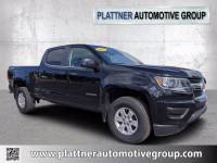 Pre-Owned 2017 Chevrolet Colorado 4WD WT Pickup