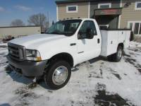 Used 2002 Ford F-450 4x2 Service Utility Truck XL