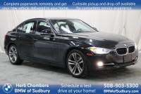 Pre-Owned 2014 BMW 328i xDrive Sedan in Sudbury, MA