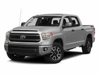 Used 2015 Toyota Tundra 2WD CrewMax Short Bed 4.6L SR5