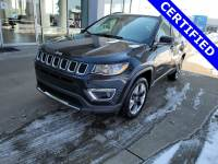 Used 2019 Jeep Compass Limited in Cincinnati, OH
