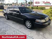 Used 2011 Lincoln Town Car West Palm Beach