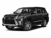 Pre-Owned 2017 Lexus LX 570 4WD VINJTJHY7AX5H4236421 Stock NumberTH4236421