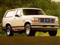 Used 1995 Ford Bronco in Bowling Green KY | VIN: