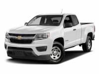 Used 2016 Chevrolet Colorado 2WD WT Pickup