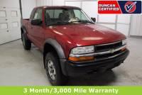 Used 2000 Chevrolet S-10 For Sale at Duncan's Hokie Honda | VIN: 1GCCT19W8Y8240105