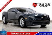 2015 Chevrolet Camaro LT for sale in Carrollton TX