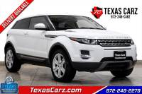 2015 Land Rover Range Rover Evoque Coupe Pure Plus for sale in Carrollton TX
