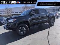 Used 2018 Toyota Tacoma TRD Off-Road Pickup