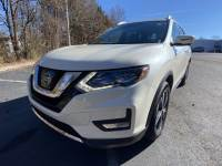 Used 2017 Nissan Rogue SL SUV For Sale in High-Point, NC near Greensboro and Winston Salem, NC
