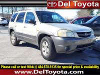 Used 2003 Mazda Tribute LX For Sale in Thorndale, PA | Near West Chester, Malvern, Coatesville, & Downingtown, PA | VIN: 4F2YZ04103KM43026