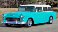 1955 Chevrolet 210 Wagon Very Nice Resto Mod Custom Wagon 350V8