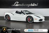 Used 2019 Ferrari 488 Spider For Sale Richardson,TX | Stock# L1331 VIN: ZFF80AMA8K0245466