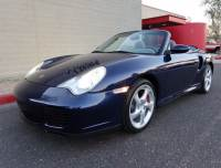 2004 Porsche 911 Turbo Cabriolet 6spd Manual