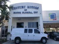 2006 Ford Econoline Cargo Van v8, freshly painted, leather, 9 ft cargo, inside flipper door