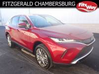 Certified Used 2021 Toyota Venza Limited in Gaithersburg