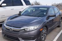 Used 2016 Honda Civic Sedan EX