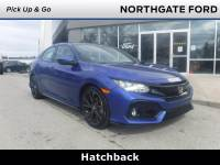 Used 2019 Honda Civic Hatchback Sport in Cincinnati, OH