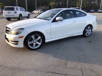 Used 2014 Mercedes-Benz C-Class C 250 Coupe