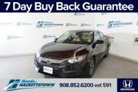 Used 2018 Honda Civic For Sale at Honda of Hackettstown | VIN: 2HGFC2F78JH511133