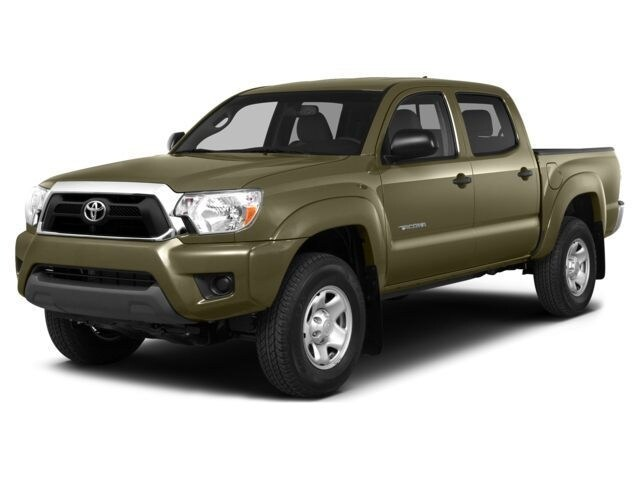 Photo Pre-Owned 2015 Toyota Tacoma 2WD Double Cab V6 AT Prerunner in Hoover, AL