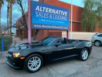 2014 Chevrolet Camaro Convertible LT 3 MONTH/3,000 MILE NATIONAL POWERTRAIN WARRANTY