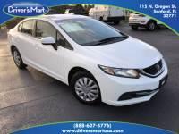Used 2015 Honda Civic Sedan LX For Sale in Orlando, FL (With Photos) | Vin: 19XFB2F59FE213483