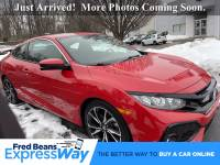 Used 2018 Honda Civic For Sale at Fred Beans Volkswagen | VIN: 2HGFC3A54JH750285