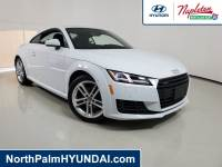 Used 2017 Audi TT West Palm Beach