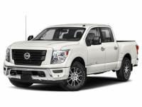 Certified 2020 Nissan Titan SV Pickup